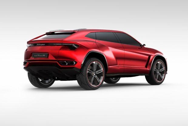 Lamborghini Urus @H Kaitoula Tou Rodolfou Maslarova