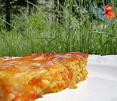 Alter Gusto   Gâteau aux abricots caramélisés & amandes -