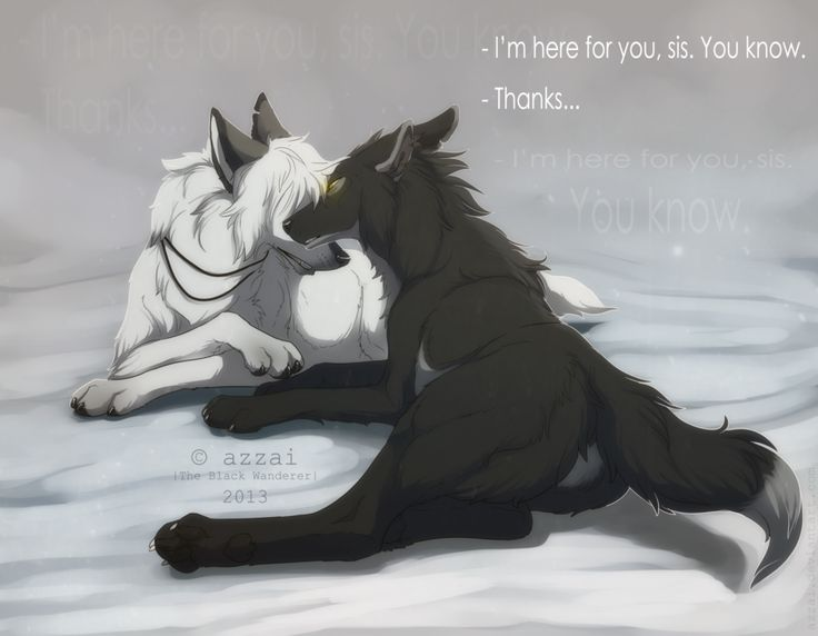 i'm here for you by azzai on DeviantArt