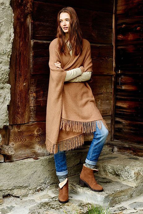 This Primark cape is an AW15 womenswear must have.
