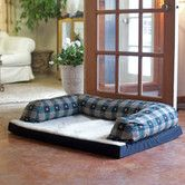 Found it at Wayfair - Baxter Couch Bolster Dog Bed