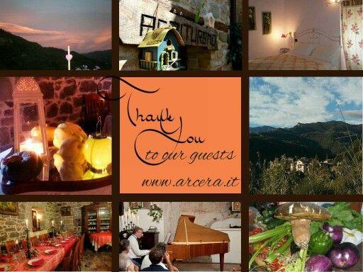 Grazie ai nostri ospiti from Ombretta