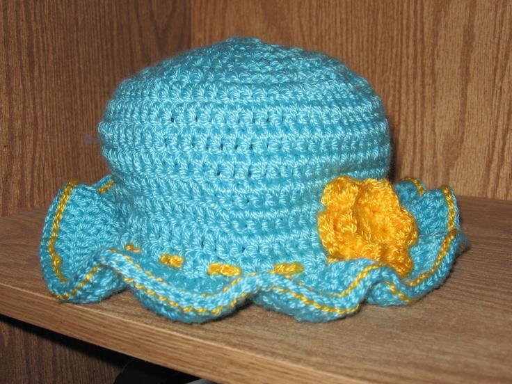 Kids Summer floppy hat