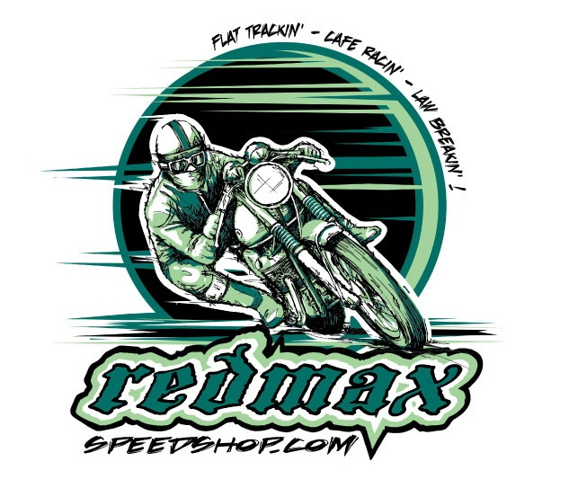 New T-shirt for Red Max Speed Shop http://redmaxspeedshop.com/    Enquiries: Contact me on lewis75uk@yahoo.co.uk