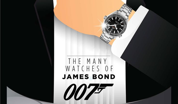 To celebrate the launch of the new James Bond Spectre film we are taking a trip down memory lane. Over the years the fashions of James Bond may have changed but the gadgets and sophistication remain very much in timing with our favourite secret agent.