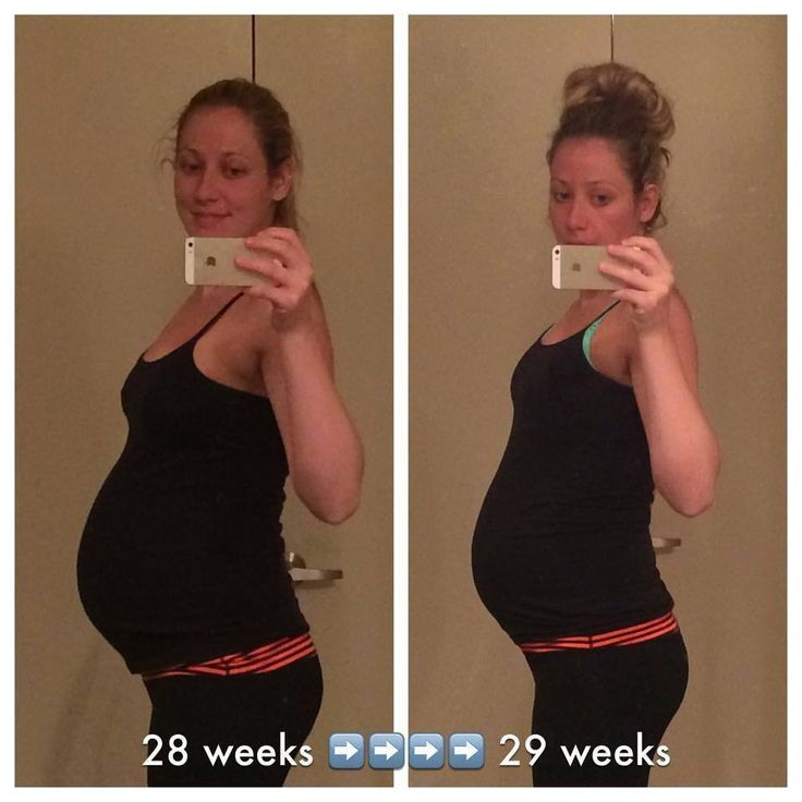 pregnant and obsessing over weight loss