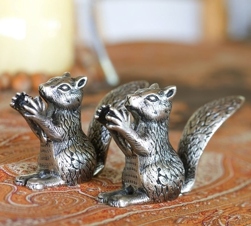 31 Best Images About Squirrel Salt And Pepper Shakers On