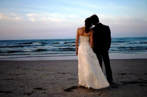 beach pre nuptial photos - Google Search