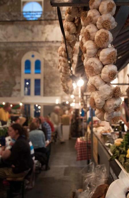 Food Market Westergas A'dam