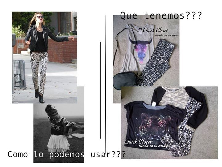 #leggins #streetwear #camisetas #urban #fashion #quickcloset #tips #outfit