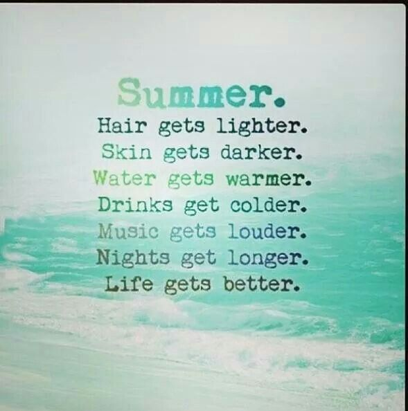 Funny Summertime Quotes