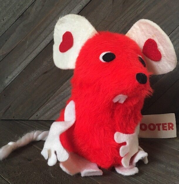 Sand Filled Stuffed Animals, Vintage Russ Berrie Co Inc Red Valentines Mouse Sand Filled Stuffed Animal Toy Toys Hobbies Stuffed Animals Vintage Pet Toys Vintage Plush Vintage Toys