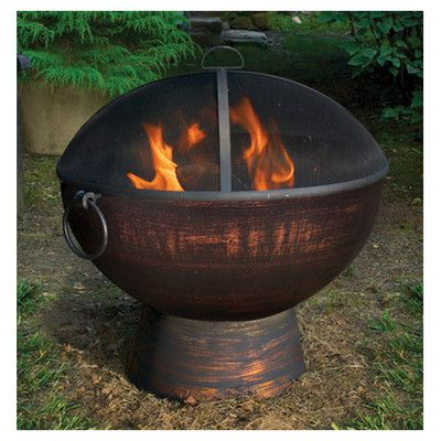Good Directions Bowl Fire Pit   AllModern