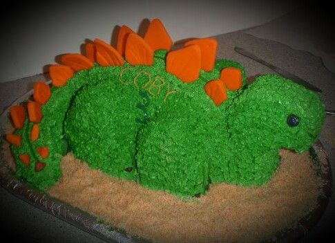 19 best images about dinosaur party ideas on pinterest for 3d dinosaur cake template