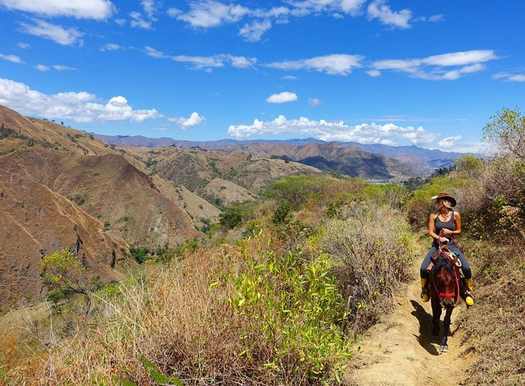 Horseback Riding In Vilcabamba Ecuador