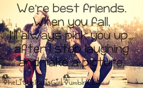 Best Friend Quote On Tumblr: Kayla And I Because Every