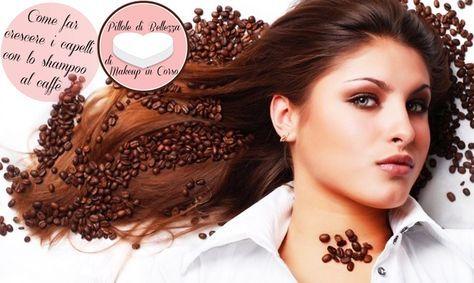 Lo shampoo al caffè è un metodo naturale per far crescere i capelli più velocemente, rallentandone la caduta. Scopri la nostra ricetta bio!