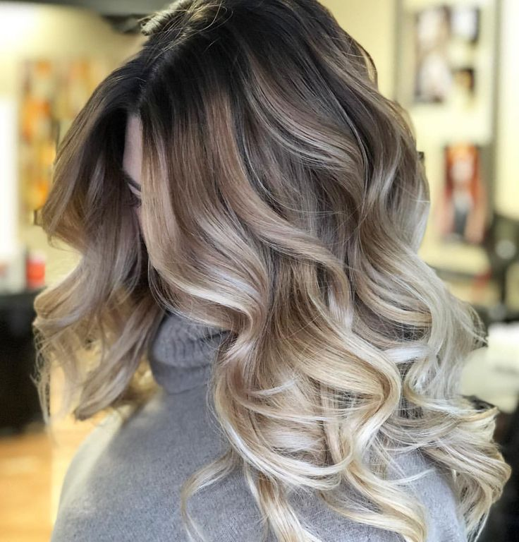 "5,566 Likes, 126 Comments - Amy (@camouflageandbalayage) on Instagram: ""✨Heavenly Hair ✨ Balayage Hilites Oligo Extra Blonde Lightener and Balay Powder 40 vol and always…"""