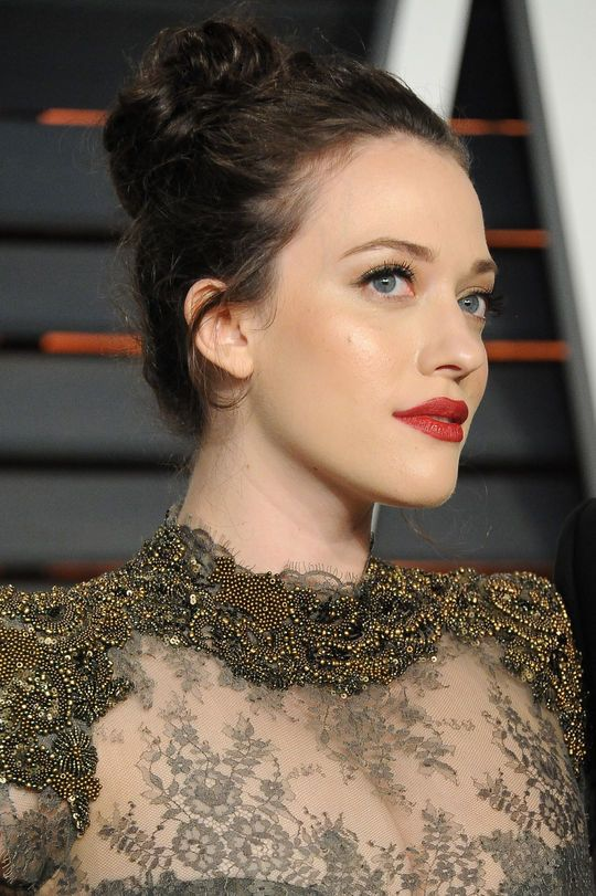 kat dennings shared her diy kitchen hair color recipe
