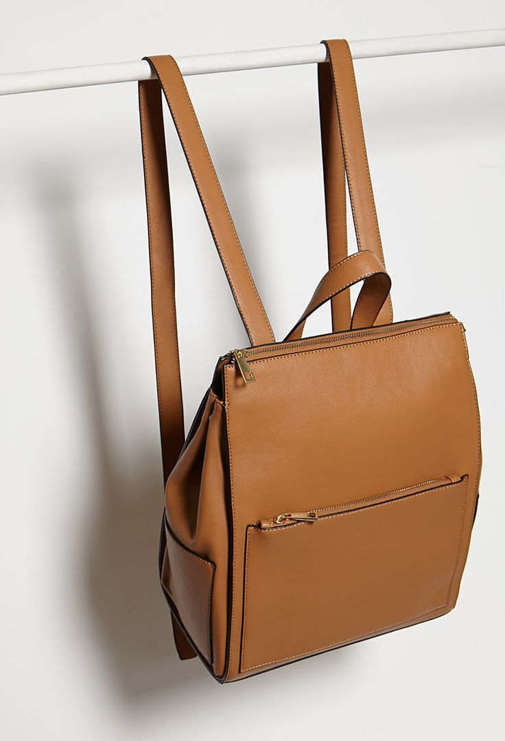 Faux Leather Backpack | Forever 21 - 1000184218