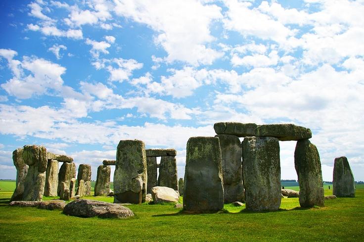 Stonehedge. England.