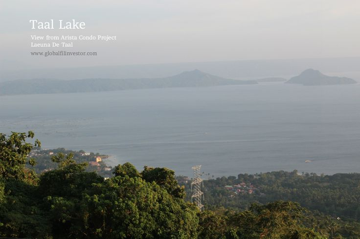 Laeuna de Taal Lake view Arista Condo January 2014 tripping