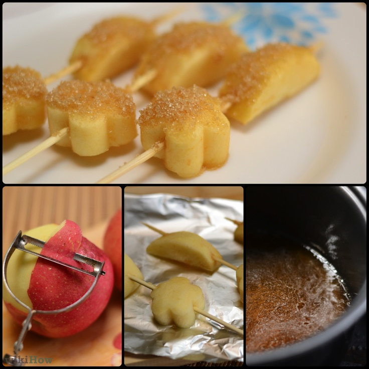 wikiHow to BBQ Fruits!