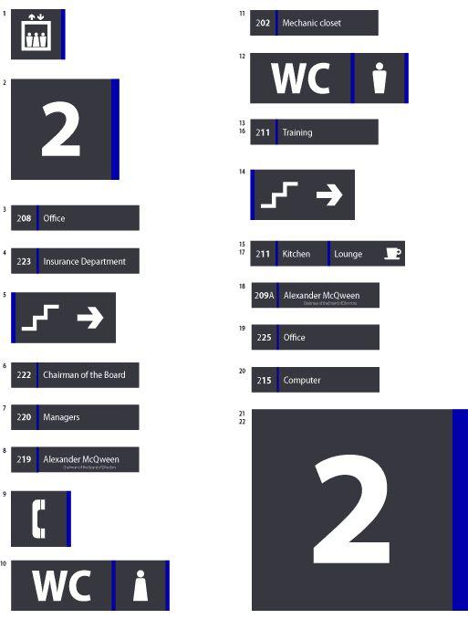 Indoor navigation and signage map symbol pinterest for Indoor navigation design