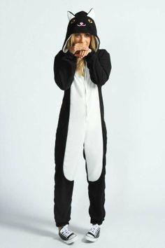 Onesies súper cute para usar como pijama