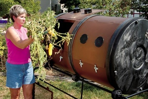A great idea for a compost project: Idea, Compost Project, Composting Easier, Coming Year, Backyard Revolution