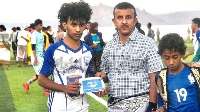 الراية يتجاوز النصر بهدف قاتل في بطولة بلقيس لأندية شبوة بمناسبة أعياد الثورة اليمنية 26 سبتمبر و14 أكتوبر رياضة محلية Www Alayyam Info News