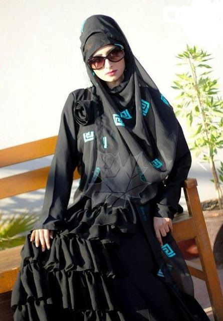 This is the image gallery of 5 Different Abaya Designs for Girls 2014. You are currently viewing Casual Wear Designs for Girls 2013. All other images from this gallery are given below. Give your comments in comments section about this. Also share stylehoster.com with your friends. #abayadress