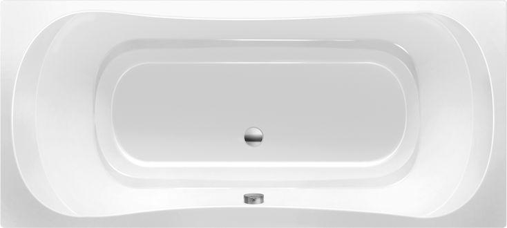 Badewanne 200 x 90 x 49 cm In den Auswahlfeldern Ablaufgarnitur Wannenfüße 11,2 - 17,2 cm oder Wannenträger 62 cm Badewanne 200 x 90 x 49 cm Bodenlänge 142,5 cm Inhalt 345 Liter aus hochwertigem Sanitär-Acryl weiß Badewanne für 2 Personen.  http://www.bad-design-heizung.de/badewanne/badewanne-rechteck/rechteckwanne-200/