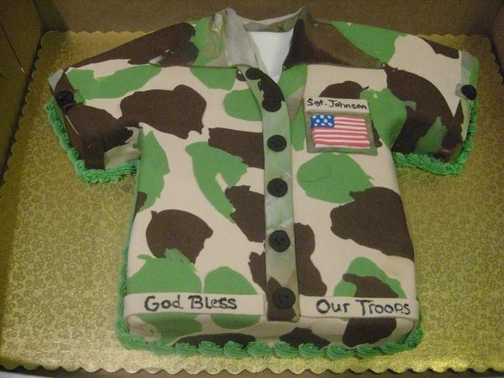 images of camouflauge cake shirts | Military Army Camo Plane Birthday Cake With Cupcakes Picture