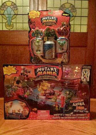 Battle You Way to Fun with Mutant Mania Mix And Match Wrestlers #Review #Giveaway ~ CAN 01/05 : Ottawa Mommy Club – Moms and Kids Online Magazine