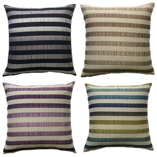 Contour Pillow Black Case Cushion Cover – Linen and Bedding
