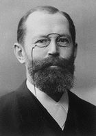 Hermann Emil Fischer: Yet another organic chemist with an epic beard. 1902 Chemistry Nobel Prize.