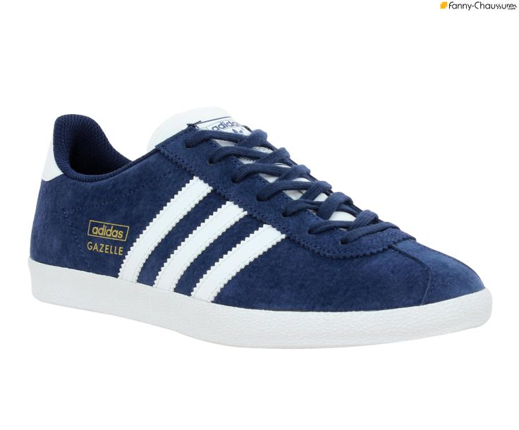 fanny by meger : Adidas originals Basket Adidas Bleu