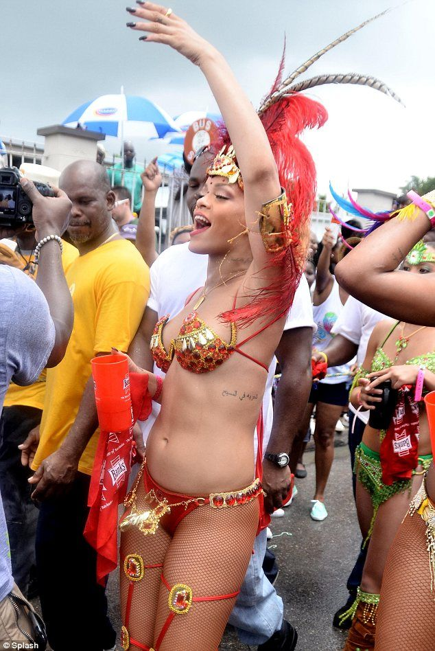 Kadooment Day, Barbados