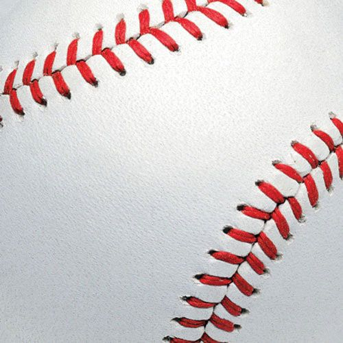 Paper House Baseball Scrapbook Paper