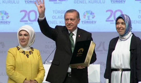 Cumhurbaşkanı Erdoğan: Gençlerin bir kısmını terör örgütü devşiriyor