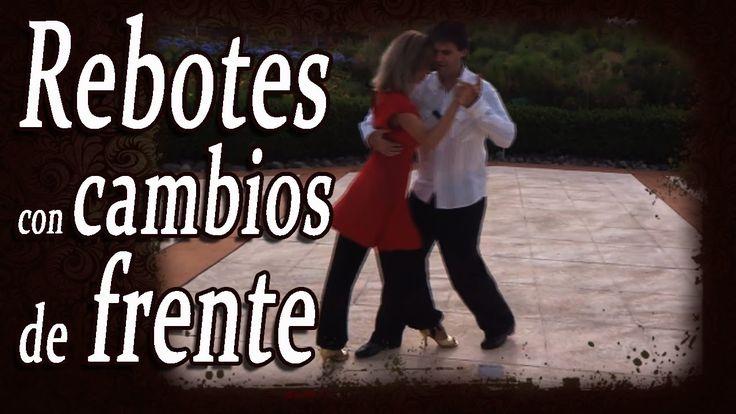 Rebotes con cambios de frente - Tango nivel inicial