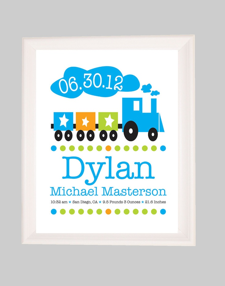 51 best Birth subway art images – Baby Name Announcement