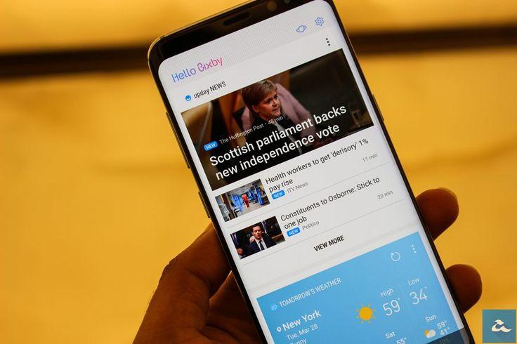 Samsung Sekali Lagi Menghalang Butang Bixby Diprogramkan Semula Untuk Melancarkan Aplikasi Lain  Samsung Galaxy S8 dan S8 adalah peranti pertama keluaran mereka yang dilengkapi pembantu maya Bixby. Bagi memudahkan penggunaan sebuah butang khas Bixby diletakkan pada sisi kiri peranti. Pembangun aplikasi menemui jalan untuk membolehkan aplikasi selain Bixby untuk dilancarkan apabila butang ditekan. Antara aplikasi yang membenarkan fungsi ini ialah bxAction.  Tetapi pengguna di Amerika Syarikat…