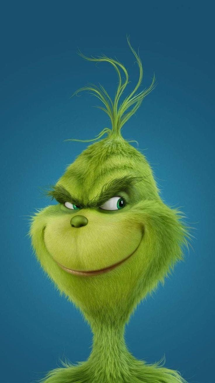 Cute Disney Wallpapers For Iphone The Grinch ️ Christmas The Grinch ️ Grinch