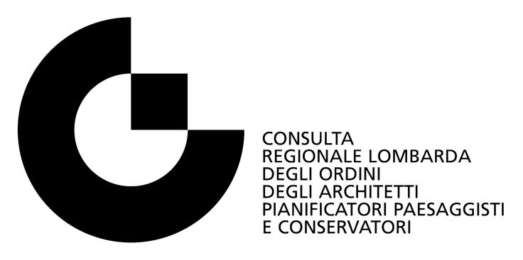 logo nero + scritte Consulta  - progetto grafico: Salvatore Gregorietti