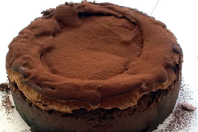cheesecake sokolatas