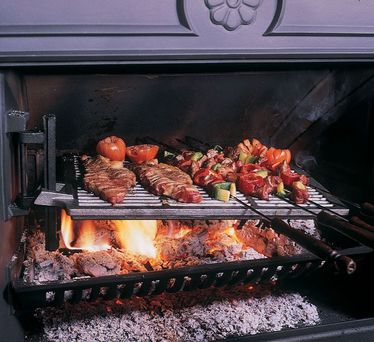 Grille barbecue.