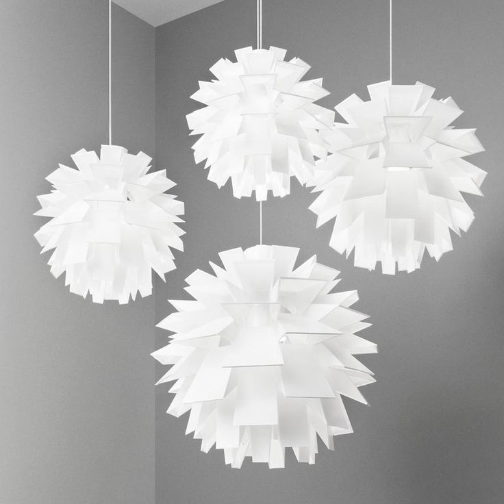 Originally designed in 1969 the Norm69 is an assemble yourself, flatpacked lamp with 69 pieces.