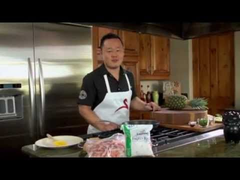 Great Pineapple Fried Rice Recipe from Chef Jet Tila | Easy Asian Cuisine | Schwan's, ,